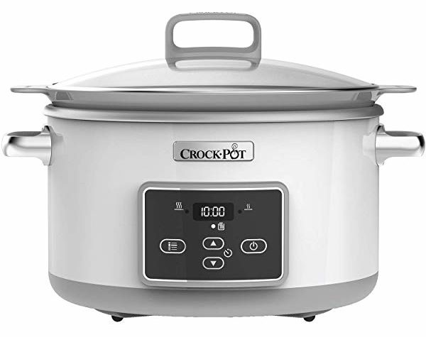 Olla de cocción lenta Crock-Pot Duraceramic Csc026X