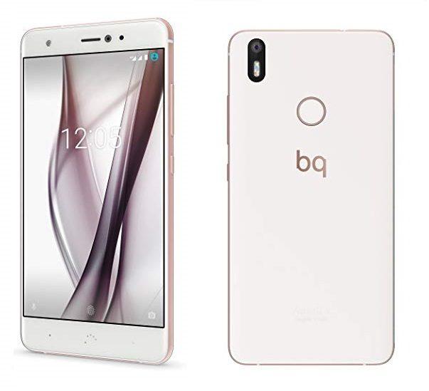 Smartphone BQ Aquaris X