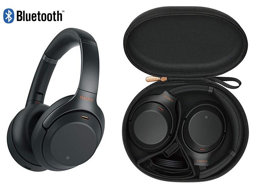 Auriculares inalámbricos Sony WH-1000XM3B