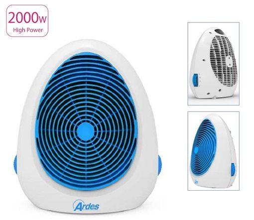 Calefactor Ardes 4F02B de 2000W