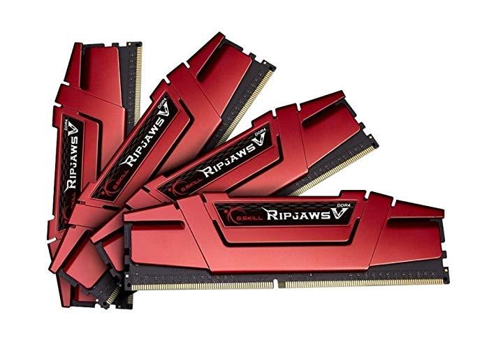 G.Skill Ripjaws V DDR4 F4-3200C14Q-32GVR