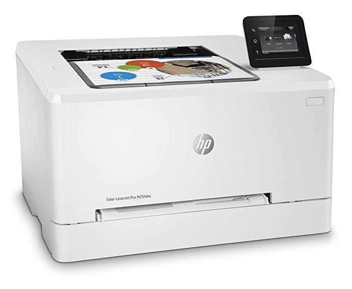 HP Laser Jet Pro M254dw - Impresora Color