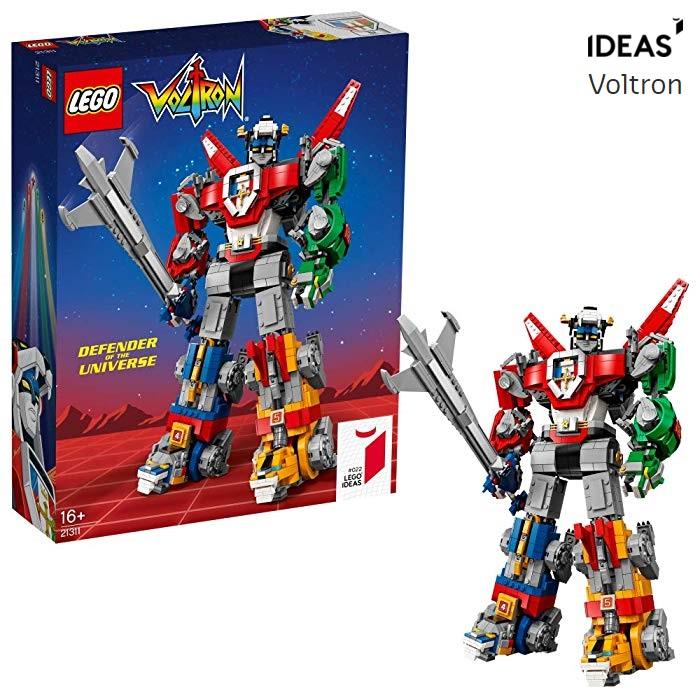 LEGO Ideas - Voltron (21311)