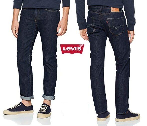 vaqueros LEVIS 502 Regular Taper Jeans azul