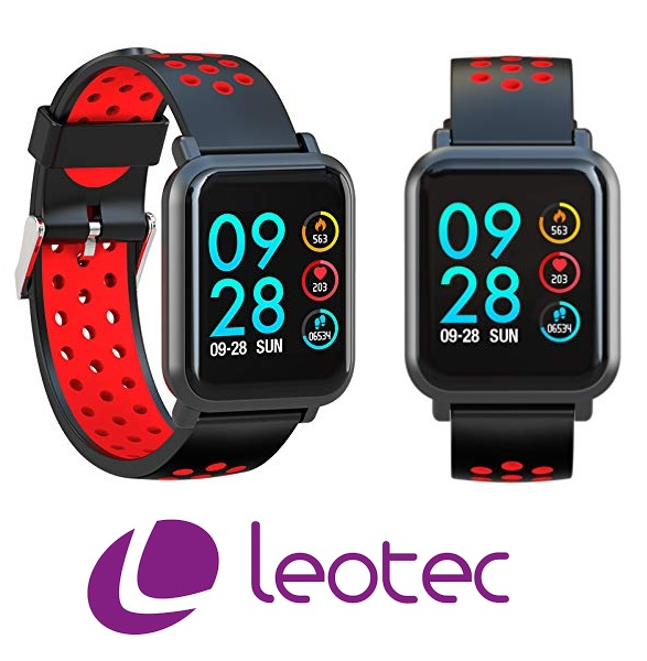 Smartwatch Leotec MultiSport Helse