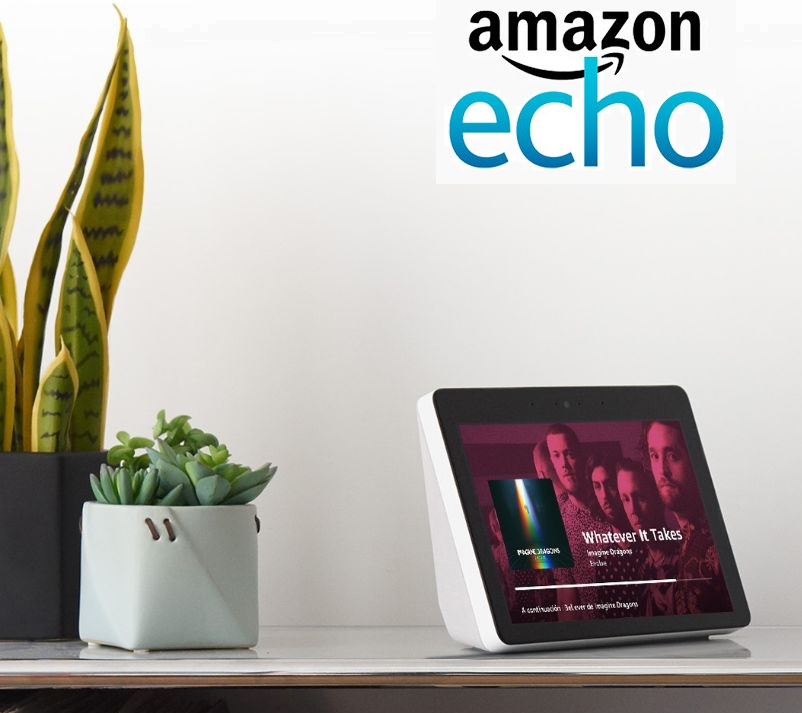 Amazon Echo Show en Español
