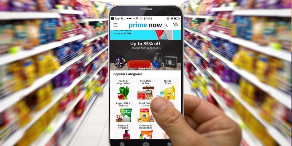 Amazon supermercado descuento -10%