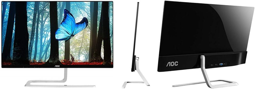 Monitor AOC I2281FWH Full HD IPS de 22""