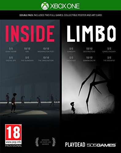 Videojuegos Inside+Limbo Double Pack Xbox One