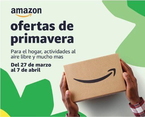 Amazon presenta sus Ofertas de Primavera