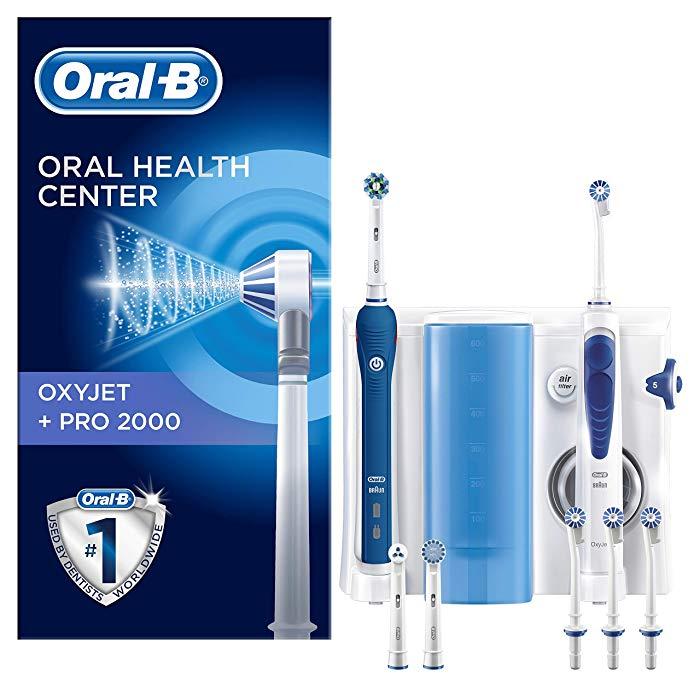 Oral-B PRO 2000 + irrigador Oxyjet