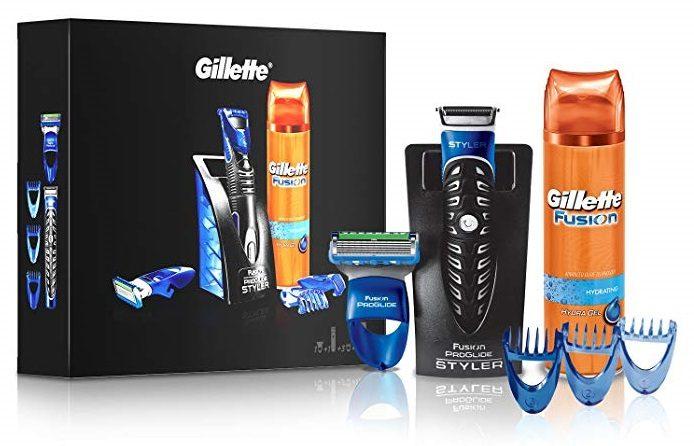 Gillette Fusion Styler -Pack de regalo