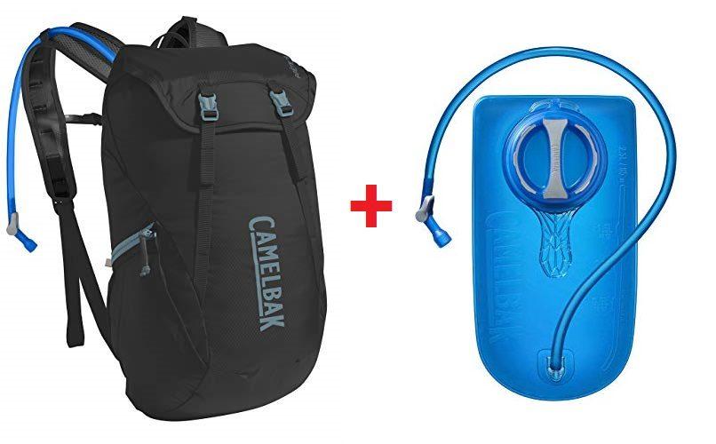 Mochila CamelBak Arete 18 + bolsa de hidratación