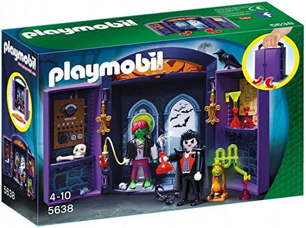 Playmobil Cofre Casa Encantada (5638)