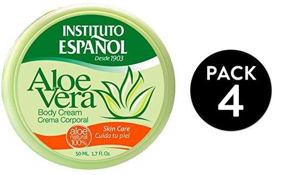 Instituto Español pack Crema Corporal Aloe Vera