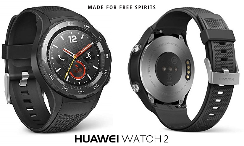Smartwatch HUAWEI WATCH 2 4G LTE