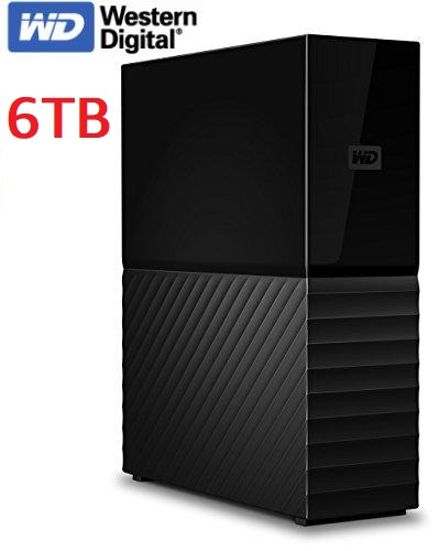 Western Digital My Book 6TB