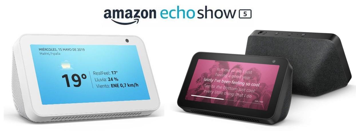Nuevo Amazon Echo Show 5