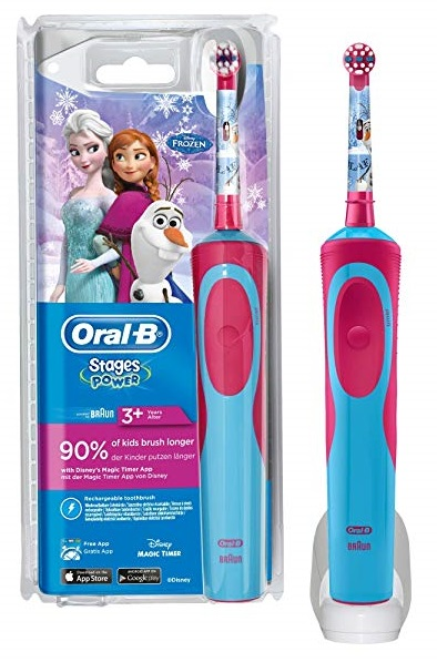 Oral-B Stages Power Kids diseño Frozen
