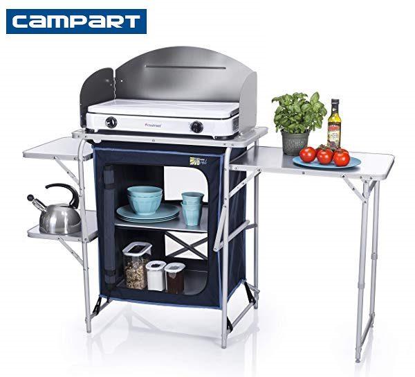 Campart KI-0730 cocina portatil de camping