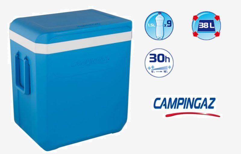 Nevera portátil Campingaz Icetime Plus de 38 litros