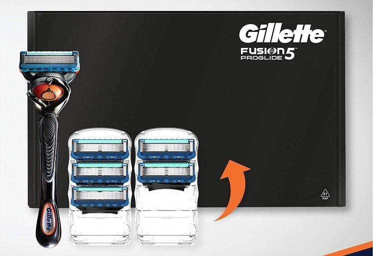 Gillette Fusion5 Proglide Flexball + 6 recambios