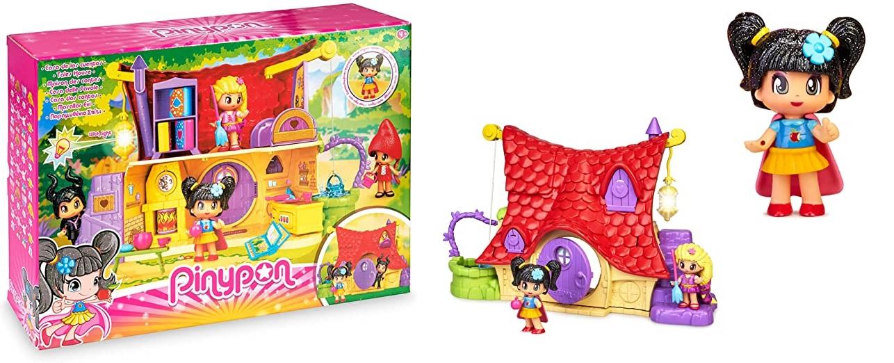 Nueva Casa de los cuentos de Pinypon