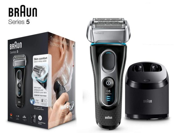 Braun Series 5 5197 Clean&Charge