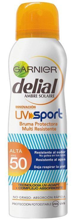 Garnier Delial UV Sport Bruma Protectora SPF50 - 200 ml