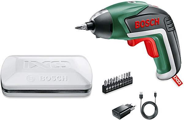 Atornillador de batería Bosch IXO básico