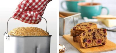 Panificadora Morphy Richards Homebake detalles