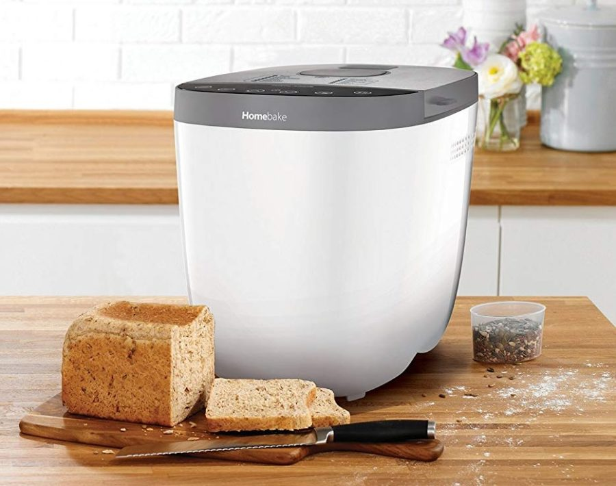Panificadora Morphy Richards Homebake