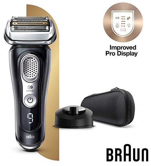 Afeitadora eléctrica Braun Series 9 9340s