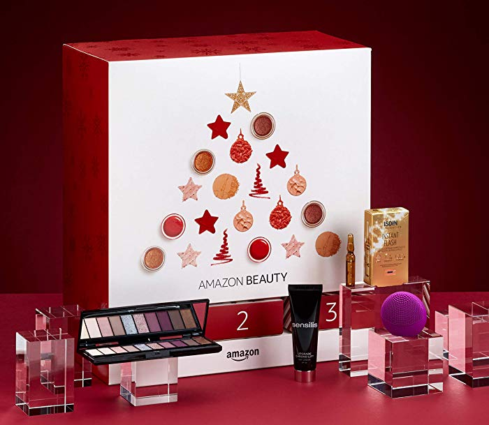 Amazon Beauty Calendario de Adviento 2019