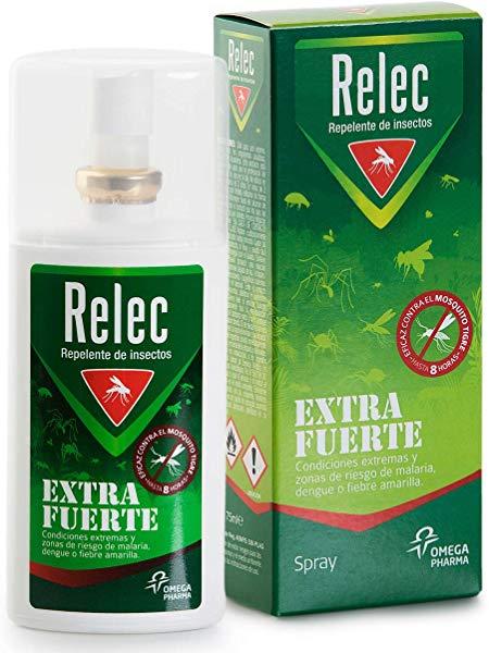 Antimosquitos Relec Extra Fuerte Spray