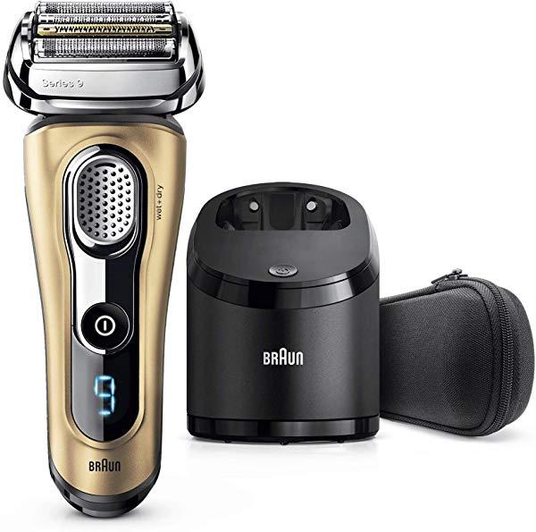 Braun Series 9 9299 cc Premium + estación Clean&Charge