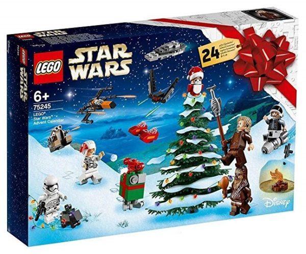 Calendario de Adviento LEGO Star Wars 2019 (75245)