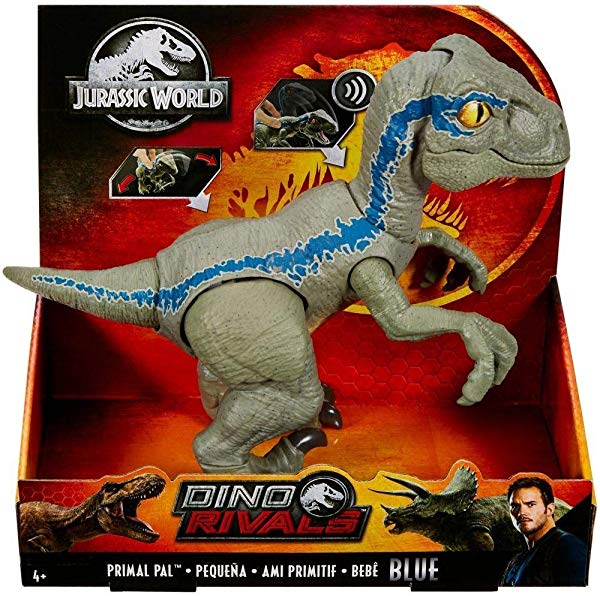Jurassic World Bebé Blue Mattel GFD40