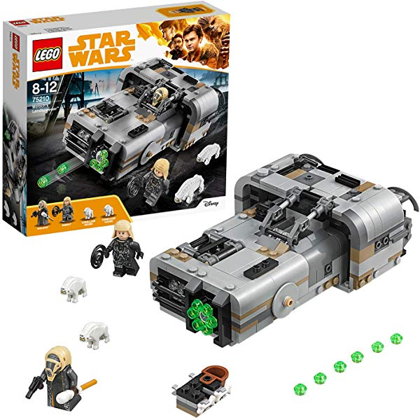 LEGO Star Wars Speeder terrestre de Moloch (75210)