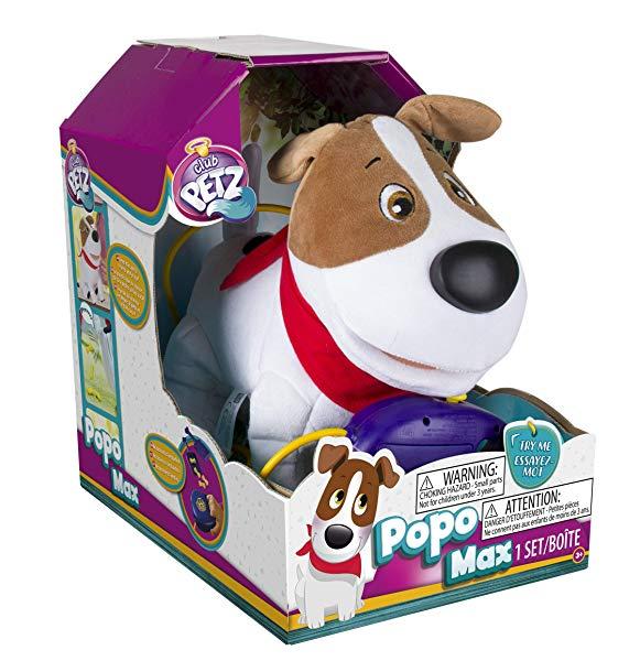 Perro interactivo Popomax