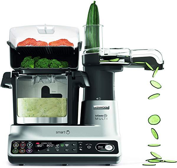 Chollo Robot De Cocina Kenwood Kcook Multi Smart Por 499