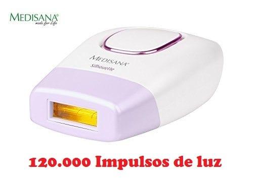 Depiladora IPL Medisana Silhouette IPL805 88583