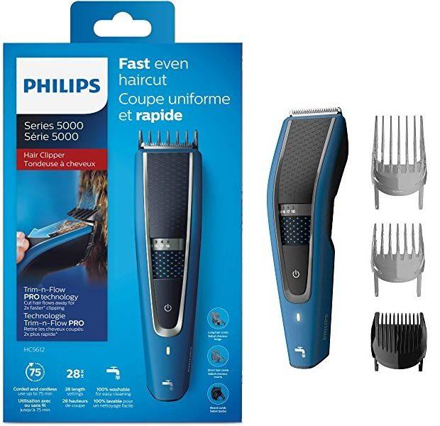 Cortapelos Philips Serie 5000 HC5612/15 barato