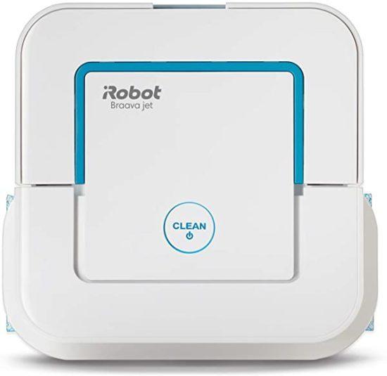 Robot Fregasuelos iRobot Braava 250
