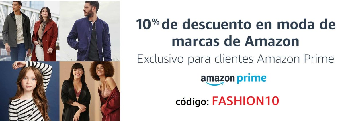 Rebajas moda Amazon