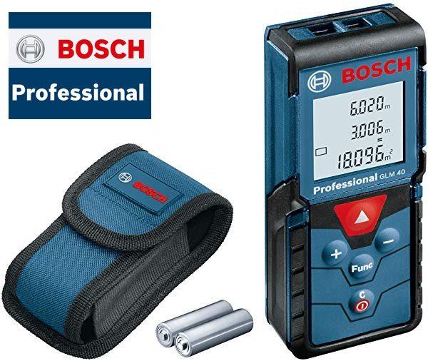 Medidor Láser Bosch Professional GLM 40