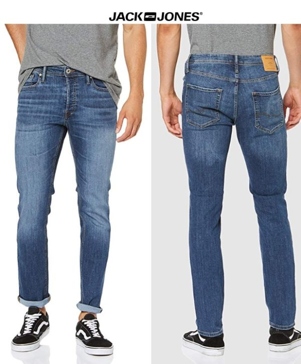 Pantalones vaqueros Jack & Jones Tim Slim Fit
