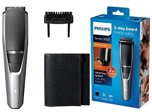 Philips BEARDTRIMMER Series 3000 Barbero BT3216/14