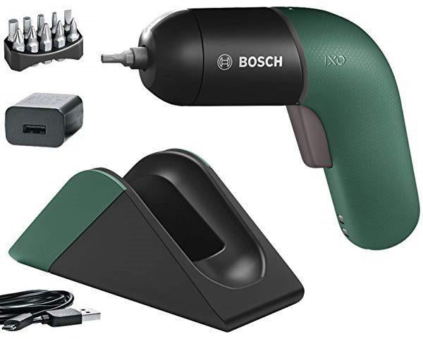 Nuevo Atornillador de batería Bosch IXO VI Recargable