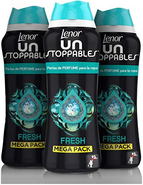 Perlas de Perfume Lenor UNstoppables Fresh
